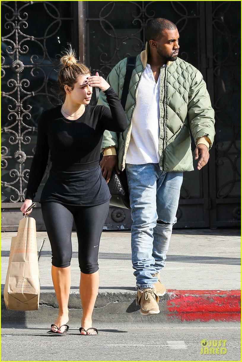 kim kardashian kanye weest shop together after new year 133022235