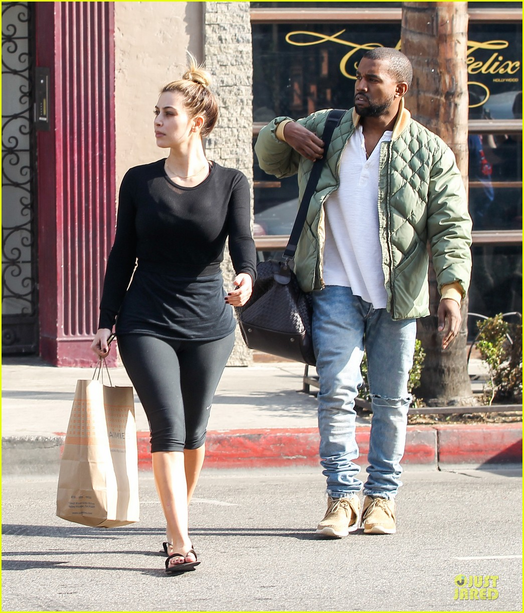kim kardashian kanye weest shop together after new year 183022240