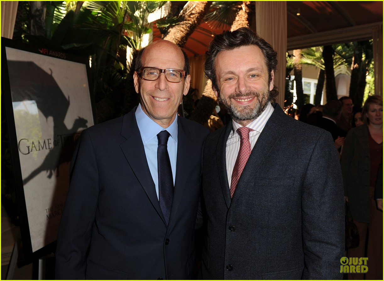 lizzy kaplan michael sheen afi awards 2014 04
