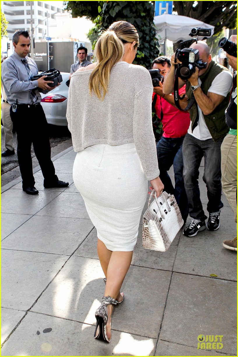kim kardashian kanye west bright saturday outings 263028005
