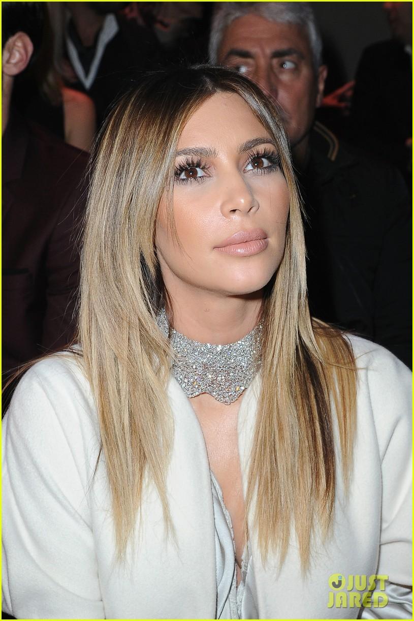 kim kardashian stephane roland fashion show 073037091