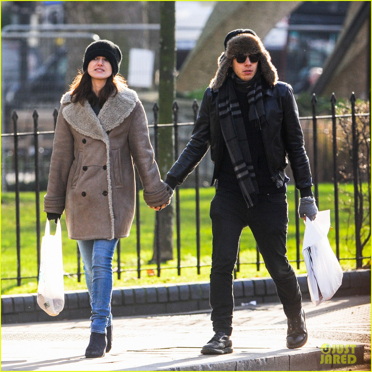 keira knightley james righton walk hand in hand for shopping trip 103031201