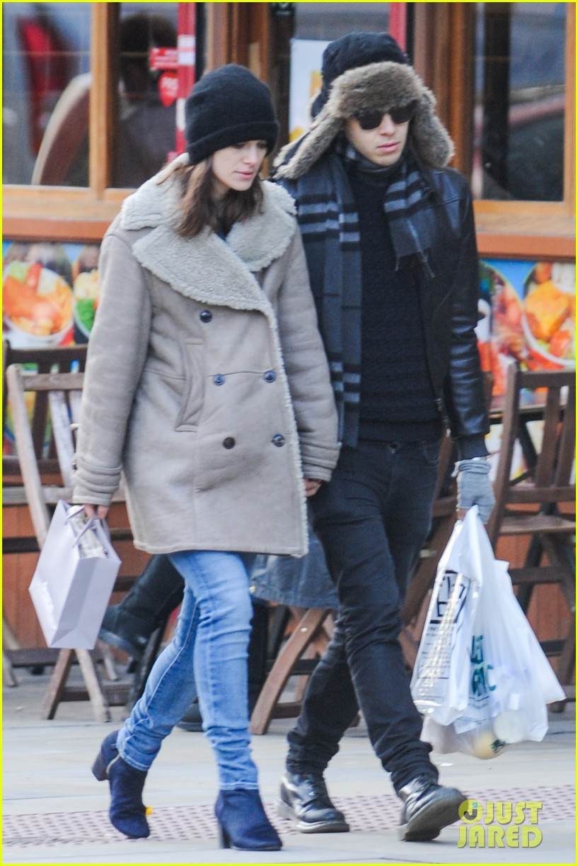 keira knightley james righton walk hand in hand for shopping trip 143031205