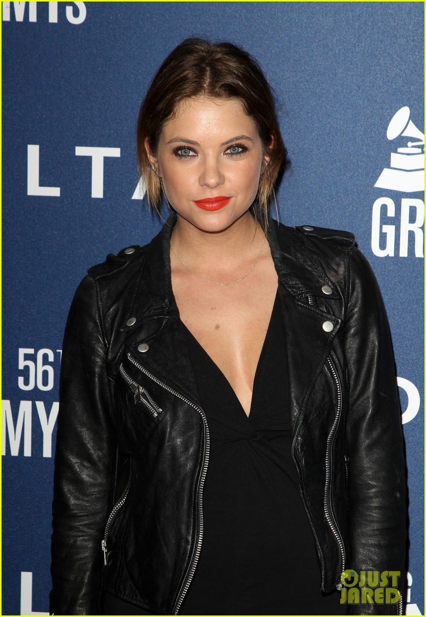 anna kendrick ashley benson delta airlines pre grammy party 043039127