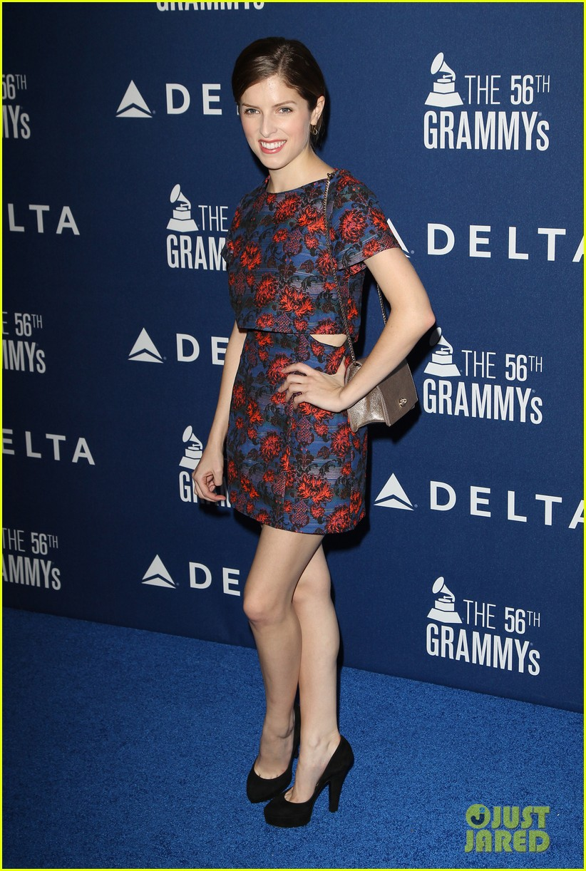 anna kendrick ashley benson delta airlines pre grammy party 073039130