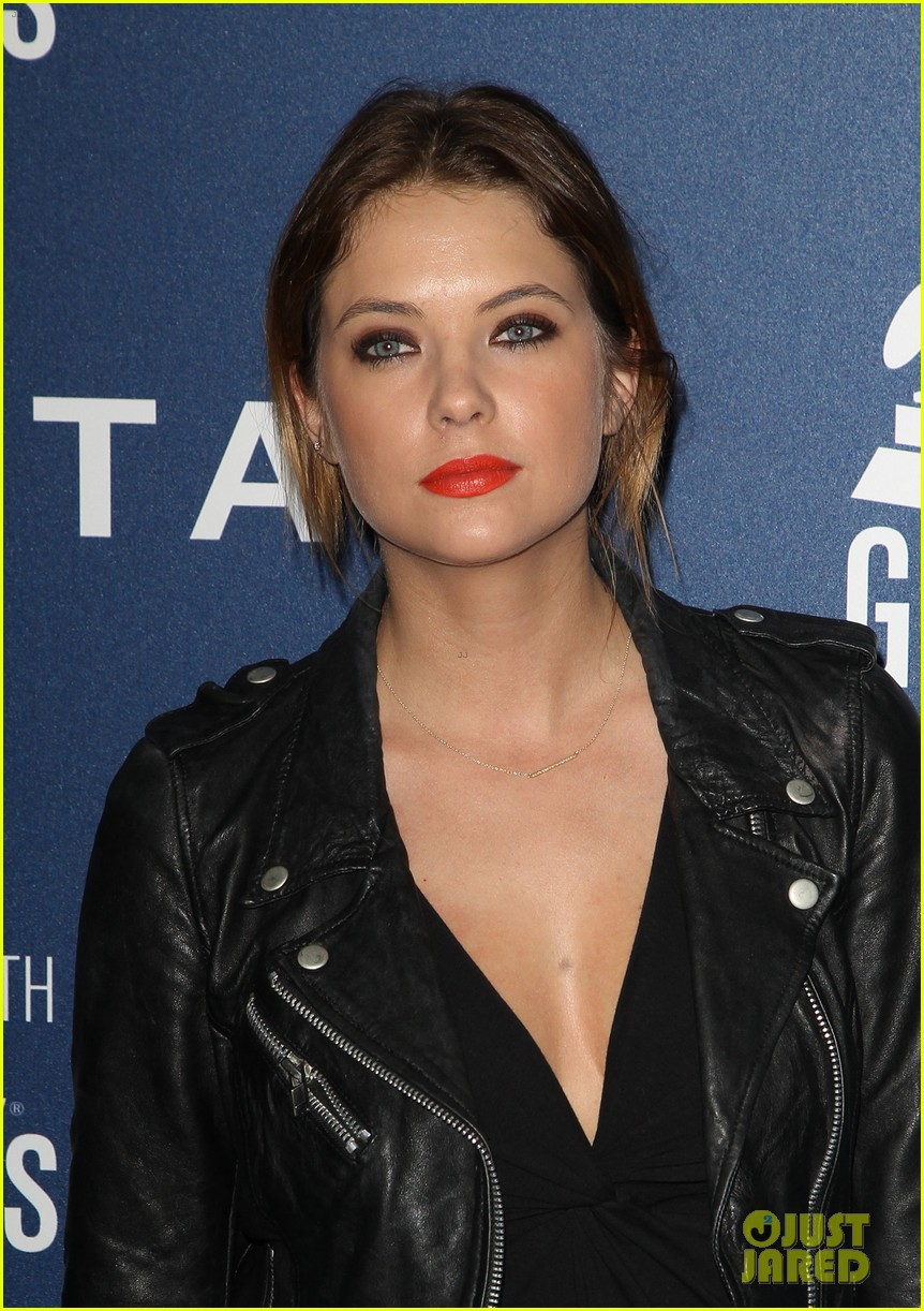anna kendrick ashley benson delta airlines pre grammy party 103039133