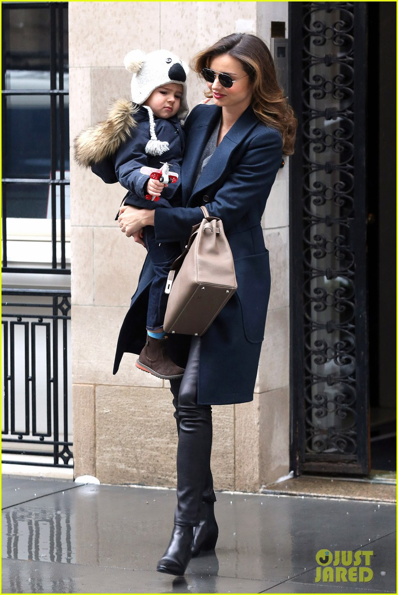 miranda kerr takes flynn to orlando blooms on his 3rd birthday 07