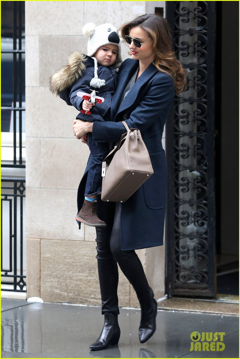 miranda kerr takes flynn to orlando blooms on his 3rd birthday 083023686