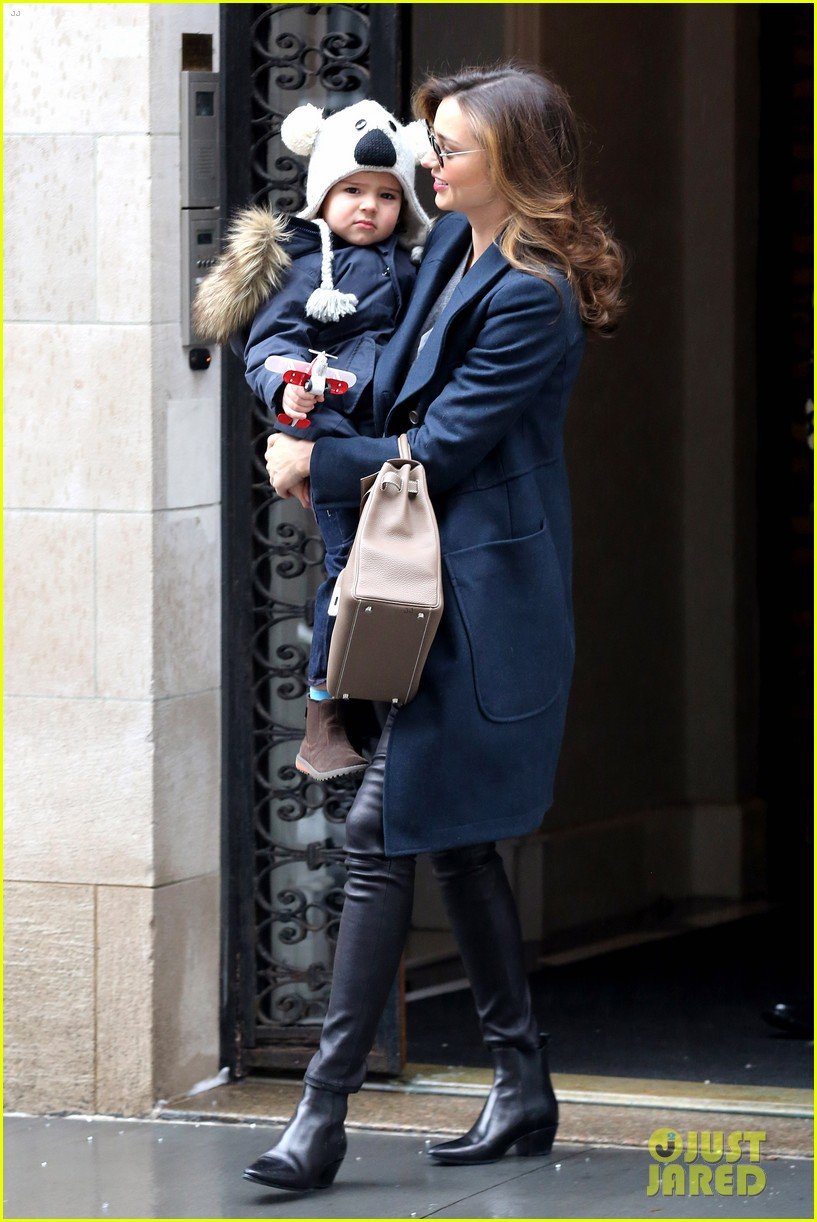 miranda kerr takes flynn to orlando blooms on his 3rd birthday 12