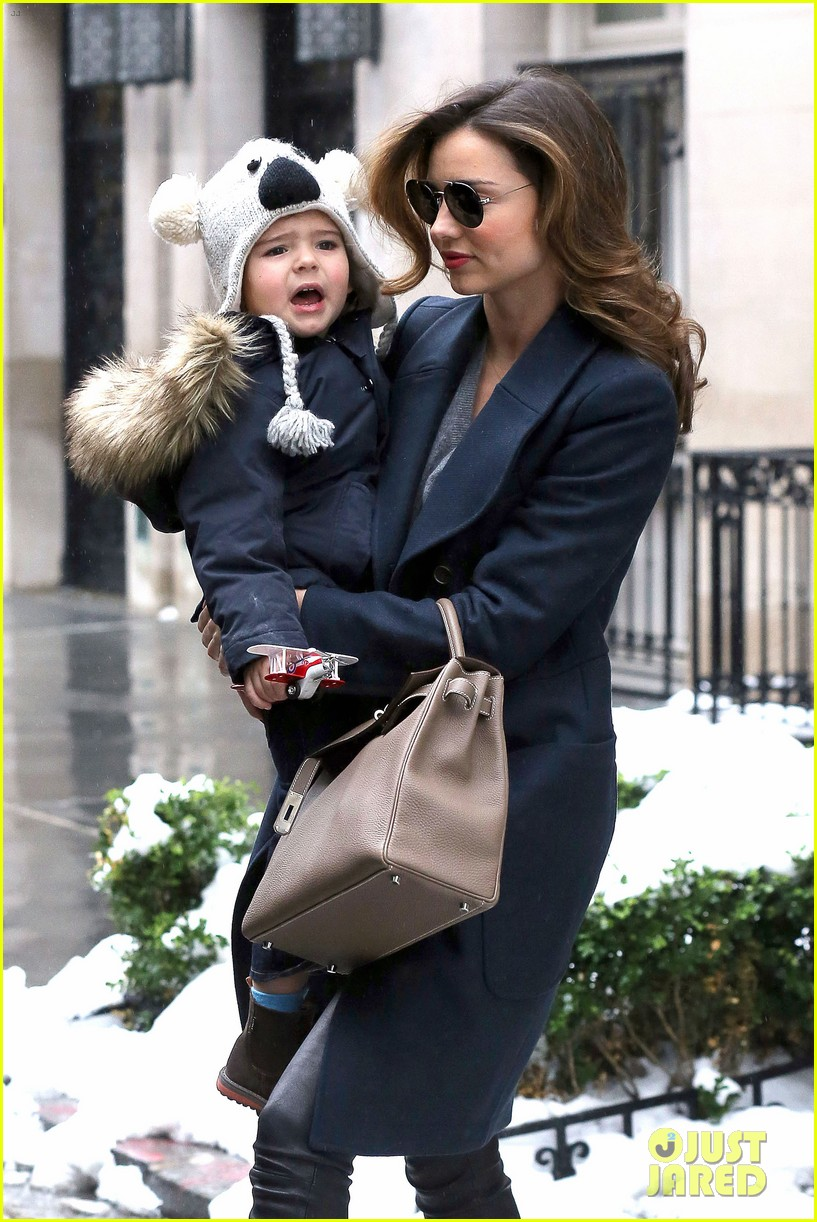 miranda kerr takes flynn to orlando blooms on his 3rd birthday 28