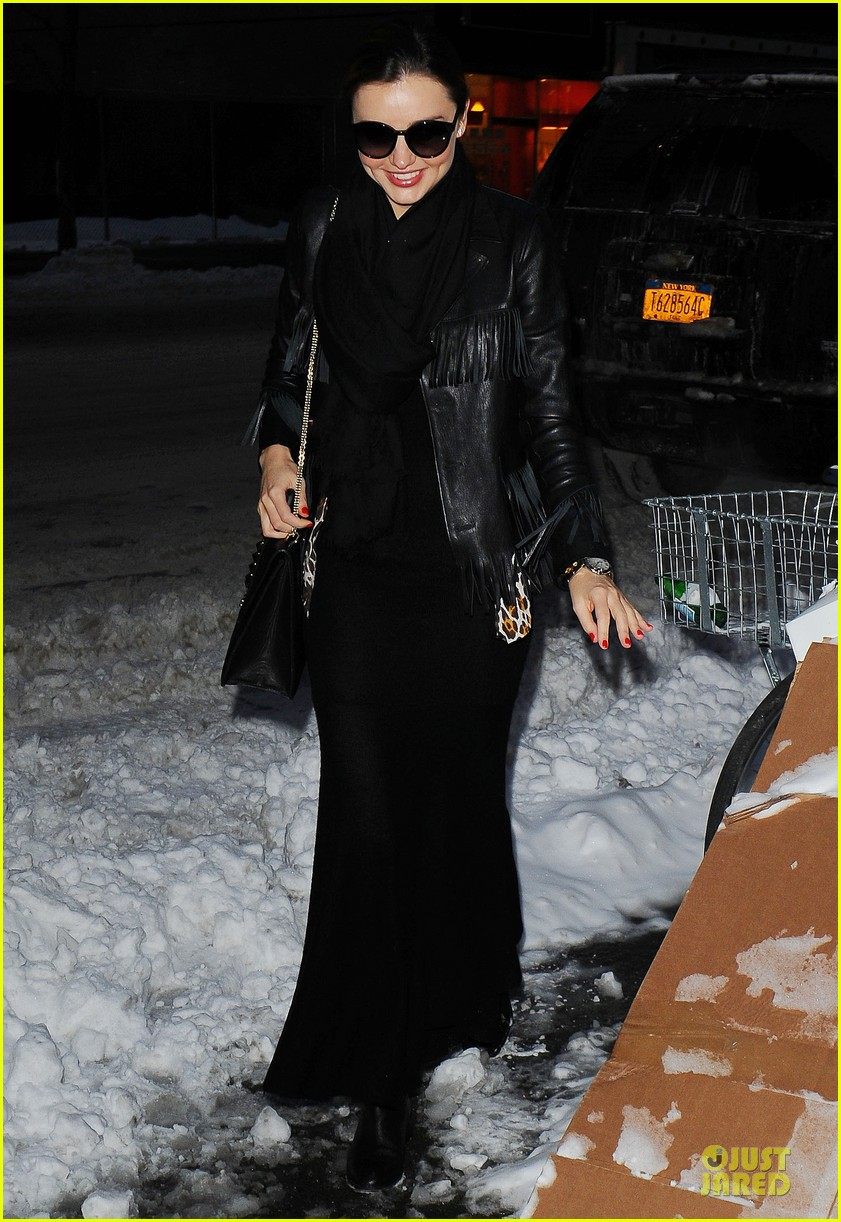 miranda kerr snowy salon stop in the new year 083022206