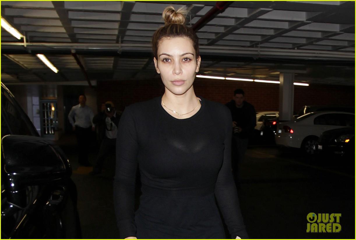 kim kardashian makeup free for mani pedi 033022116