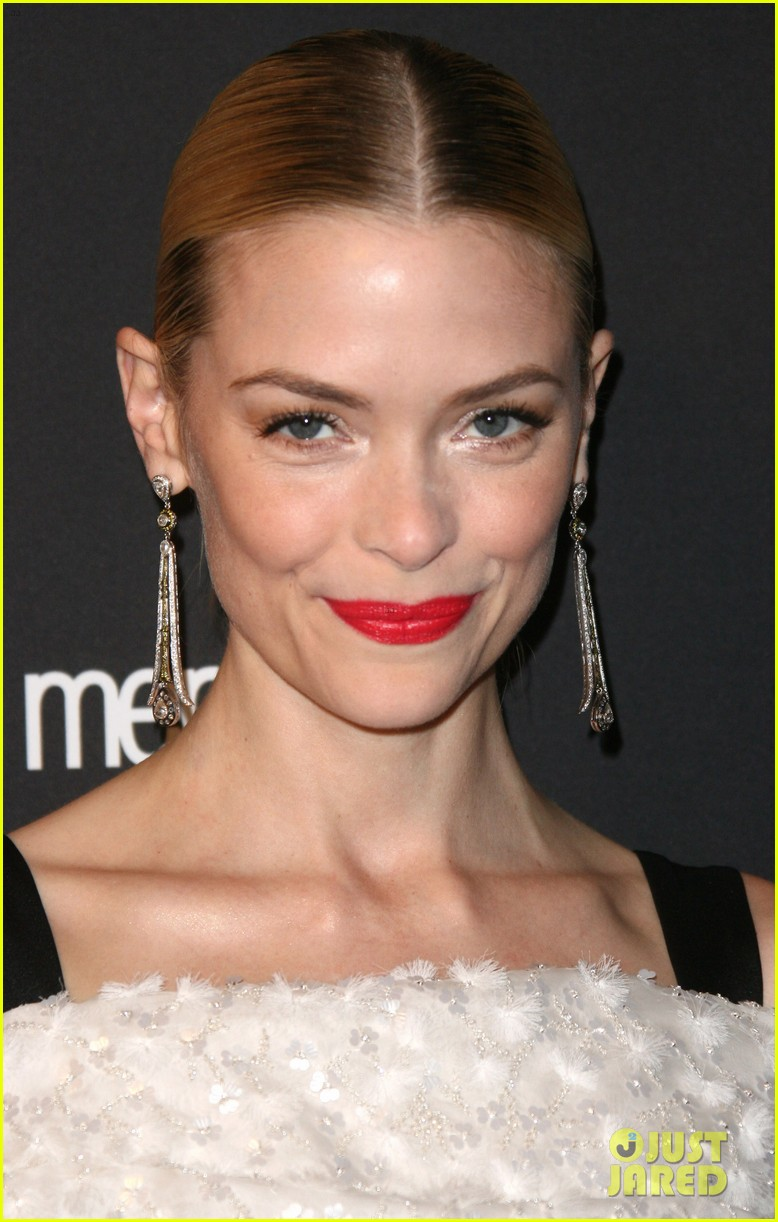 jaime king malin alerman instyle golden globes party 2014 18