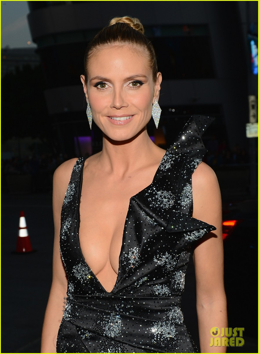 heidi klum peoples choice awards 2014 red carpet 033025490