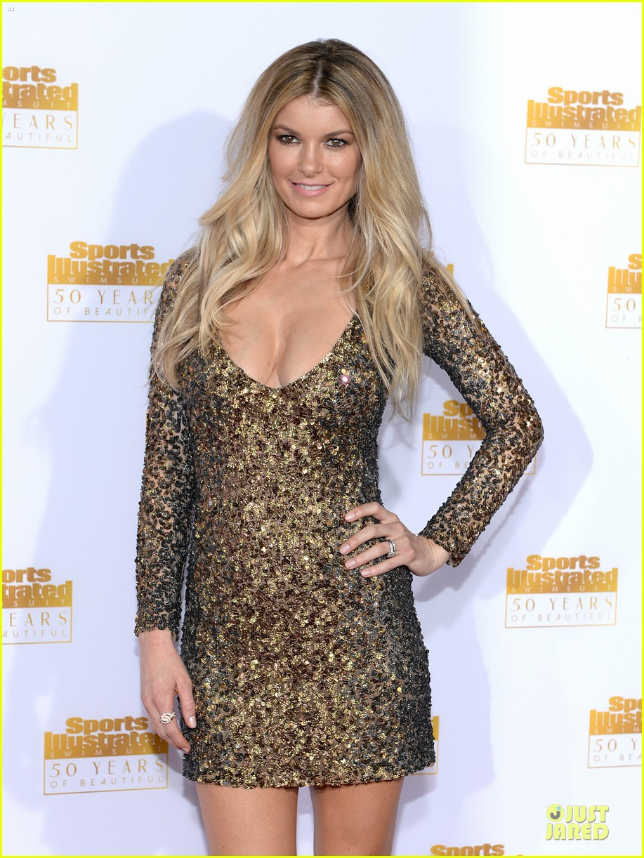 heidi klum kate upton si 50th anniversary swimsuit party 293031497