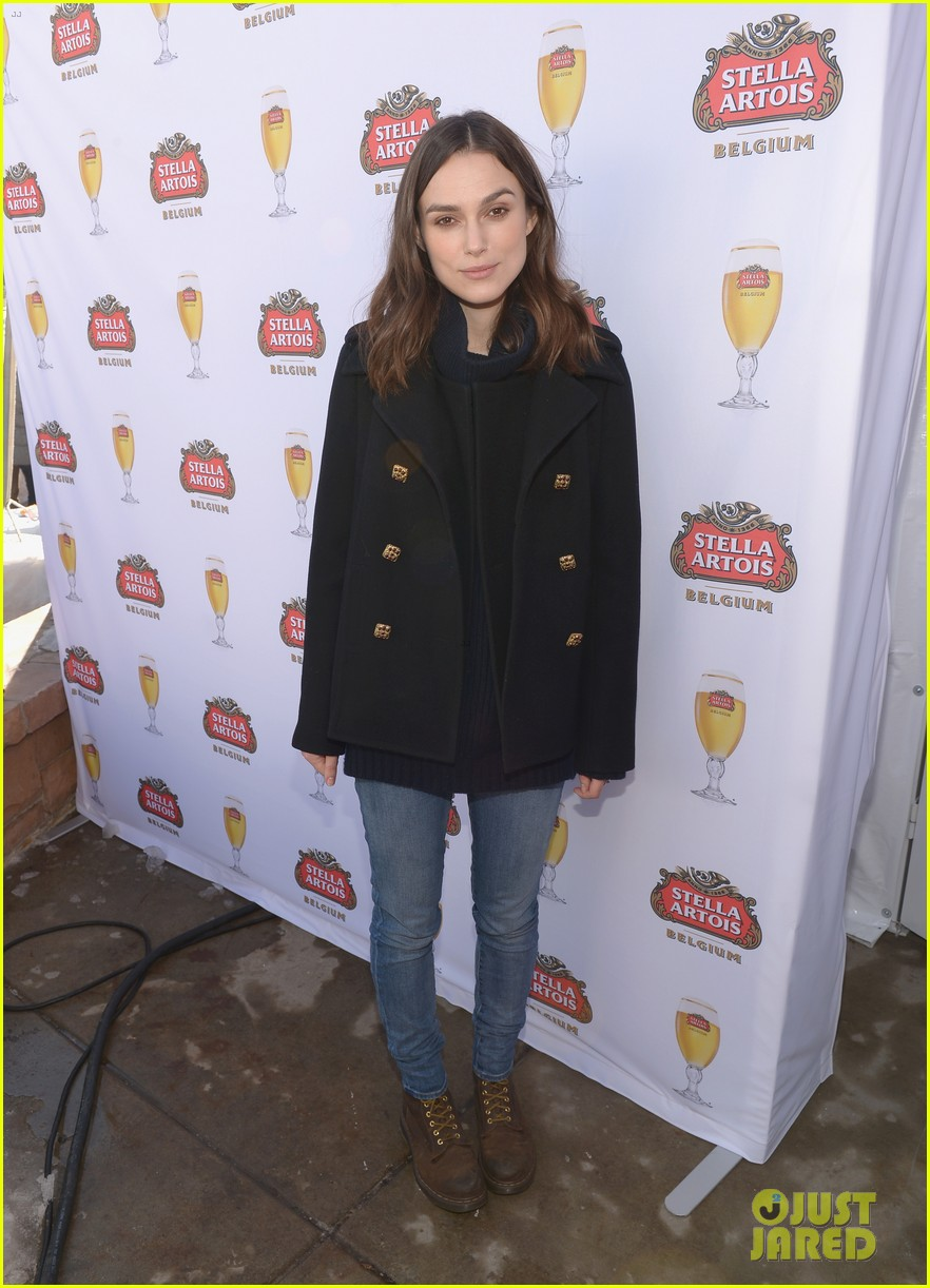 keira knightley visits stella lounge before leaving sundance 013035284