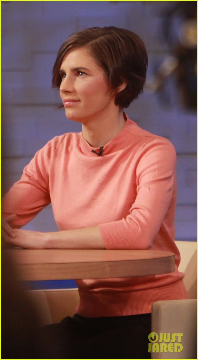 amanda knox on gma i will never go back to italy 043044856