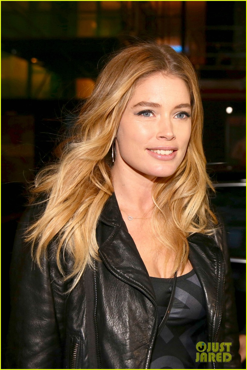 doutzen kroes bjorn borg fashion show 053038418