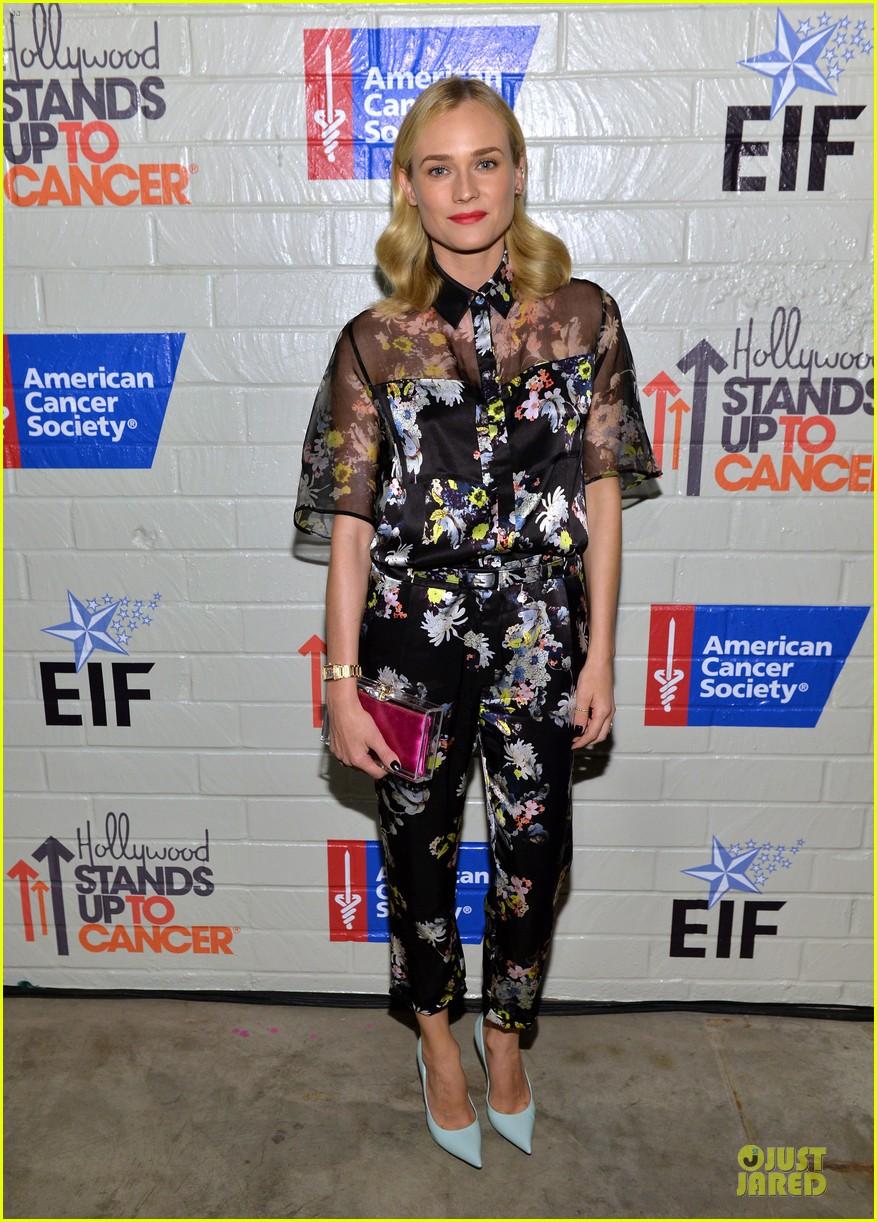 diane kruger joshua jackson hollywood stands up to cancer gala 053043204