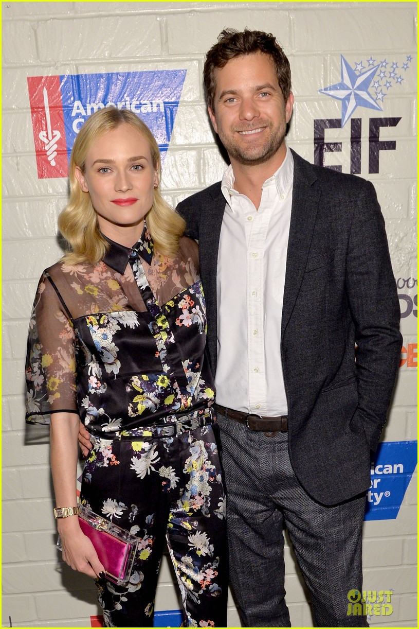 diane kruger joshua jackson hollywood stands up to cancer gala 143043213