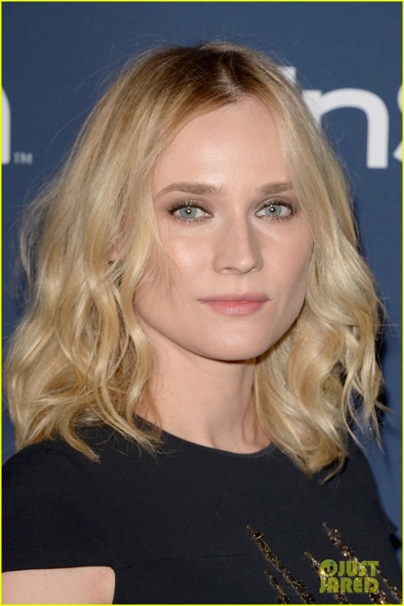 diane kruger instyle golden globes party 2014 023030048