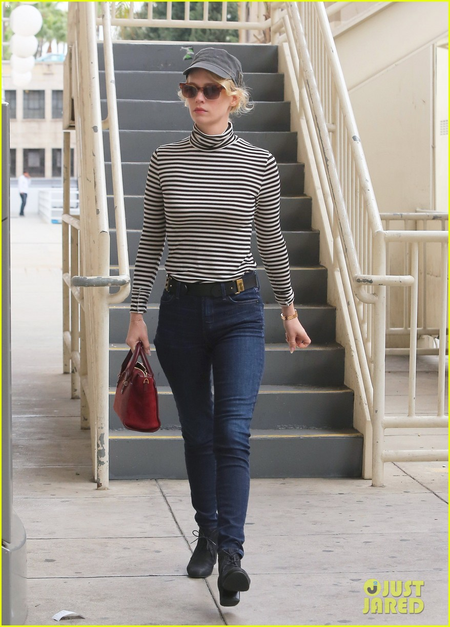 diane kruger saturday girls night with january jones 113042073