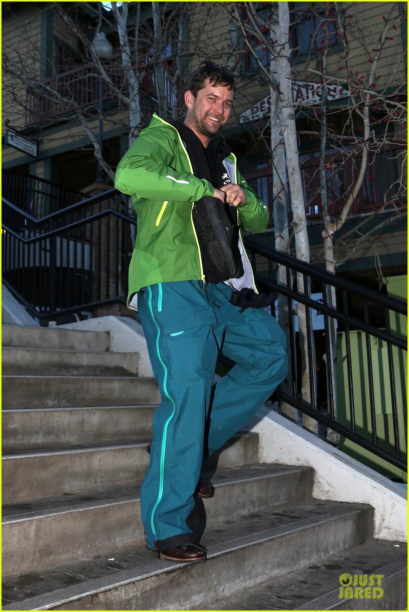diane kruger joshua jackson skiing pair in park city 063037525