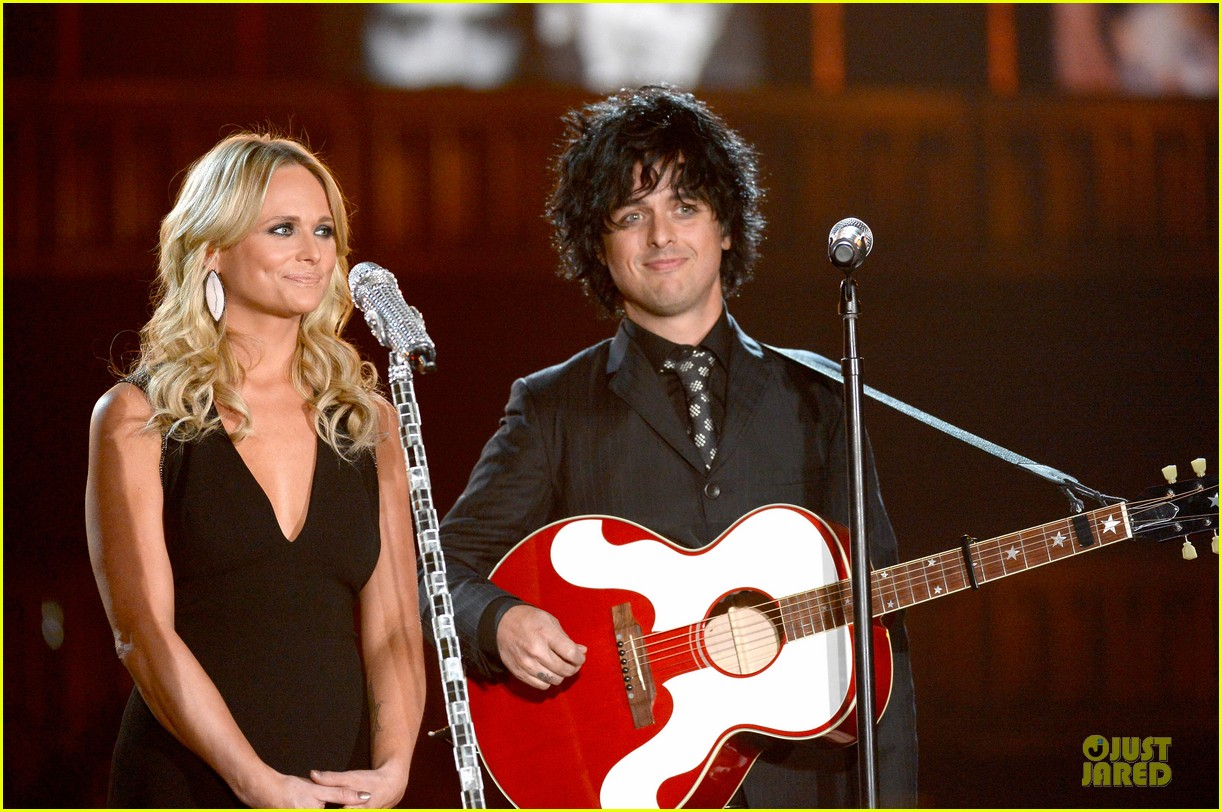 miranda lambert billie joel armstrong when i will be loved at the grammys 2014 video 033041728