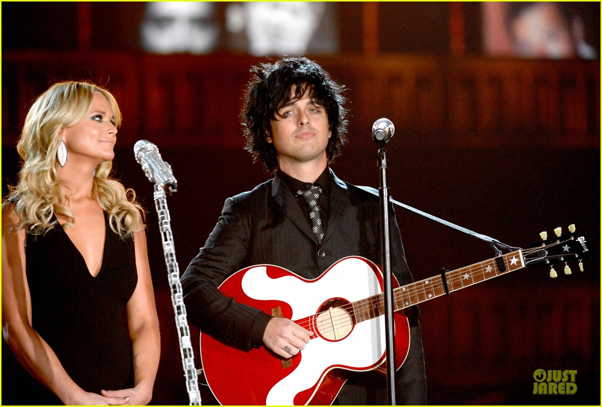 miranda lambert billie joel armstrong when i will be loved at the grammys 2014 video 063041731