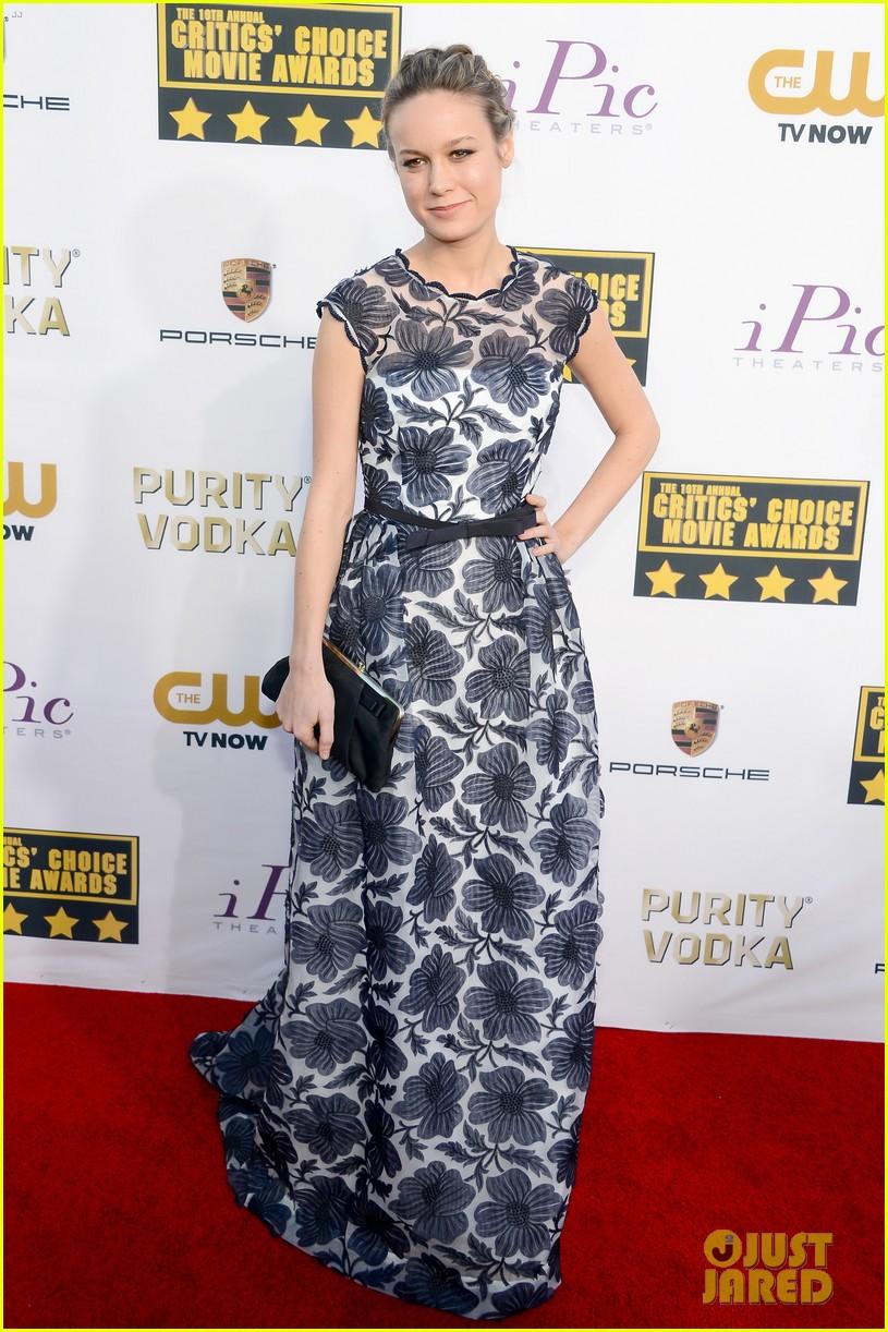 brie larson critics choice movie awards 2014 red carpet 043032850