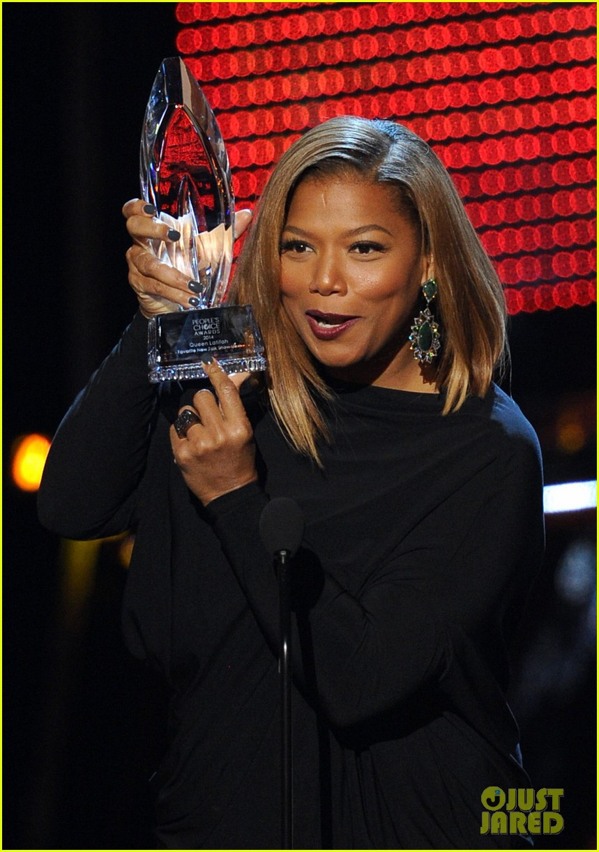 queen latifah wins big at peoples choice awardw 2014 023025646