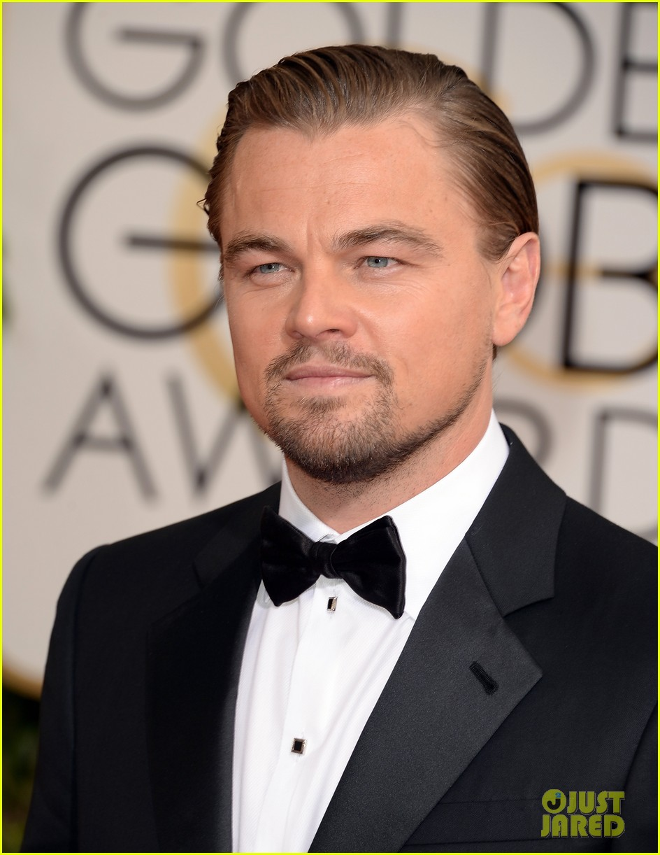 leonardo dicaprio golden globes 2014 with martin scorsese 083029502