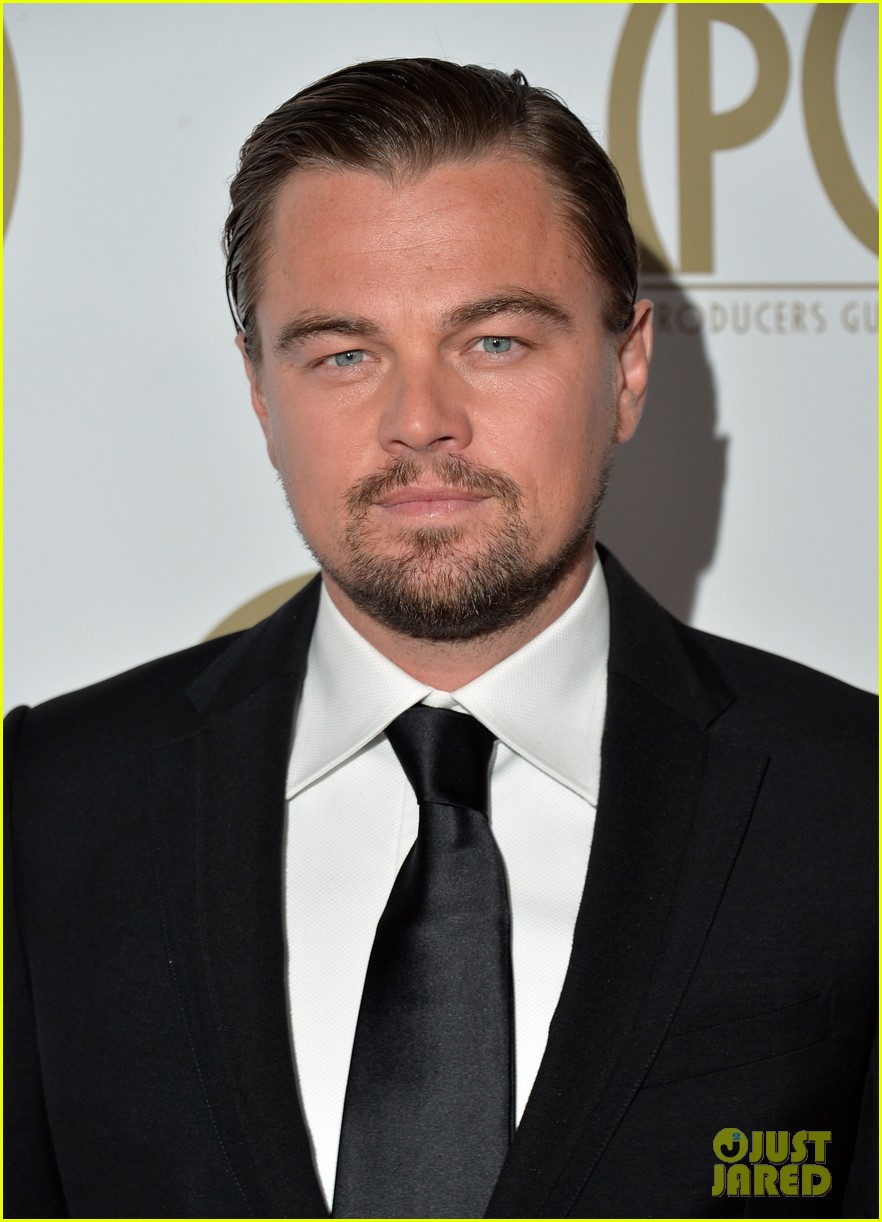 leonardo dicaprio producers guild awards 2014 033035851