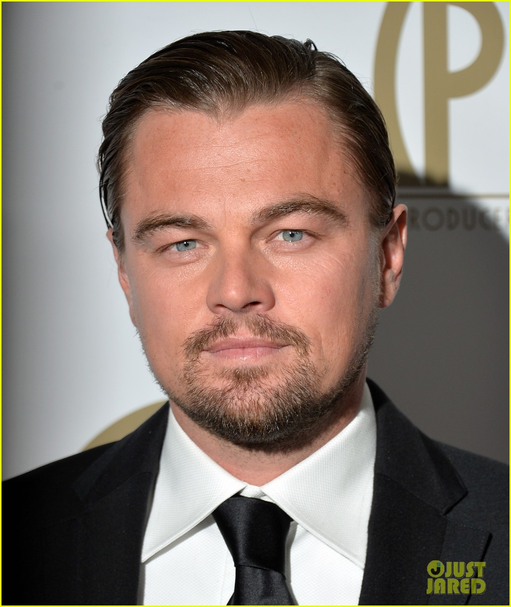 leonardo dicaprio producers guild awards 2014 05