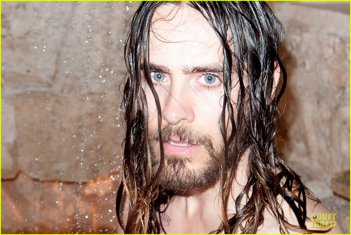 ... Shoot!: Photo 3030611 | Jared Leto, Shirtless Pictures | Just Jared Jared Leto