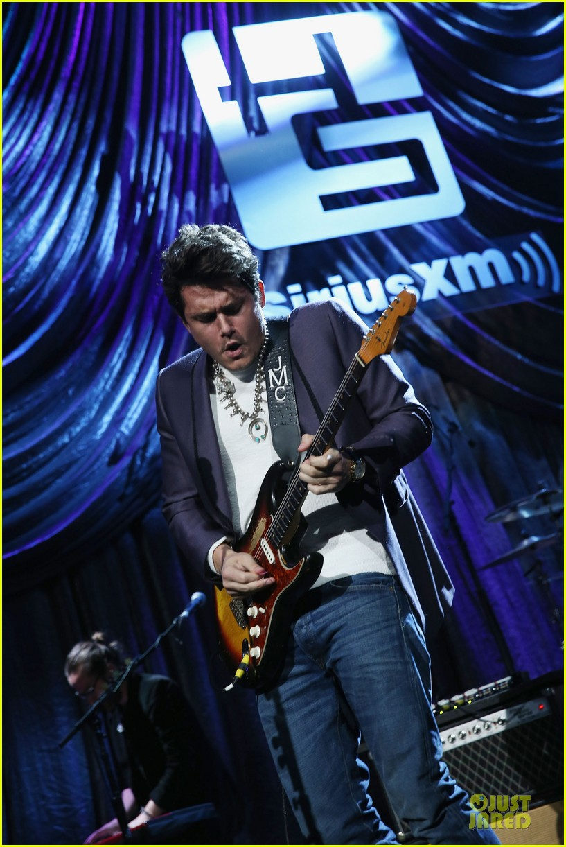 adam levine john mayer rockers at howard stern birthday bash 083045269