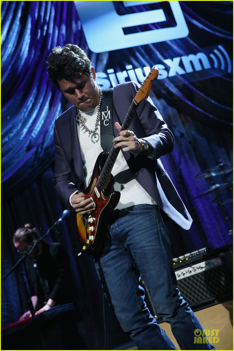 adam levine john mayer rockers at howard stern birthday bash 113045272