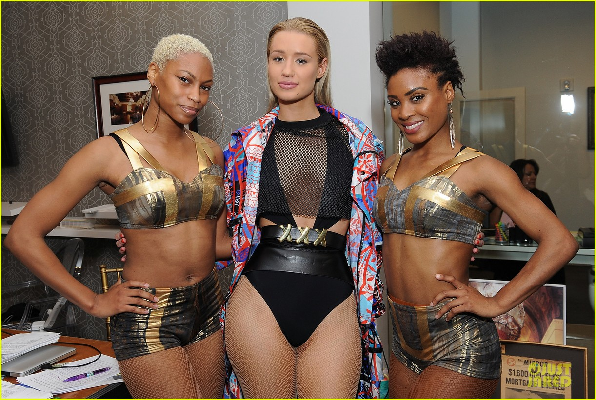 leona lewis iggy azalea friends n family pre grammy party 223039884