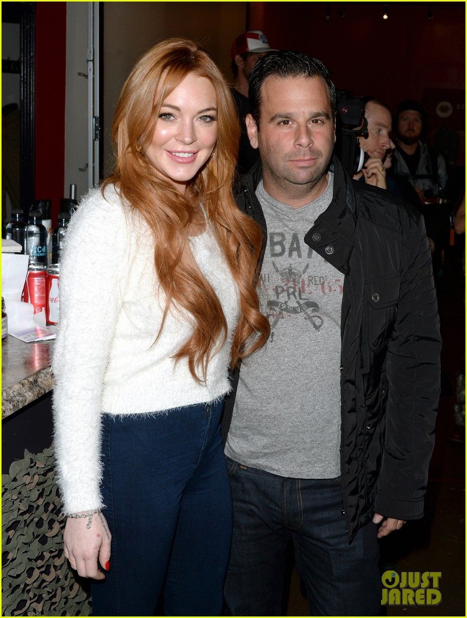 lindsay lohan announces new film inconceivable at sundance 043036592