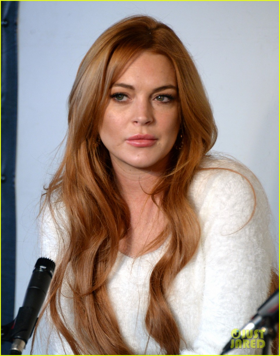lindsay lohan announces new film inconceivable at sundance 063036594