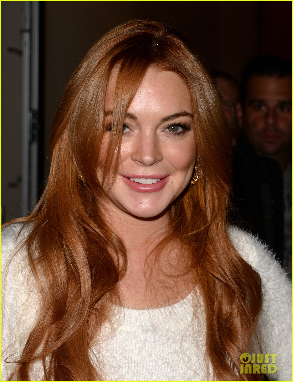 lindsay lohan announces new film inconceivable at sundance 07