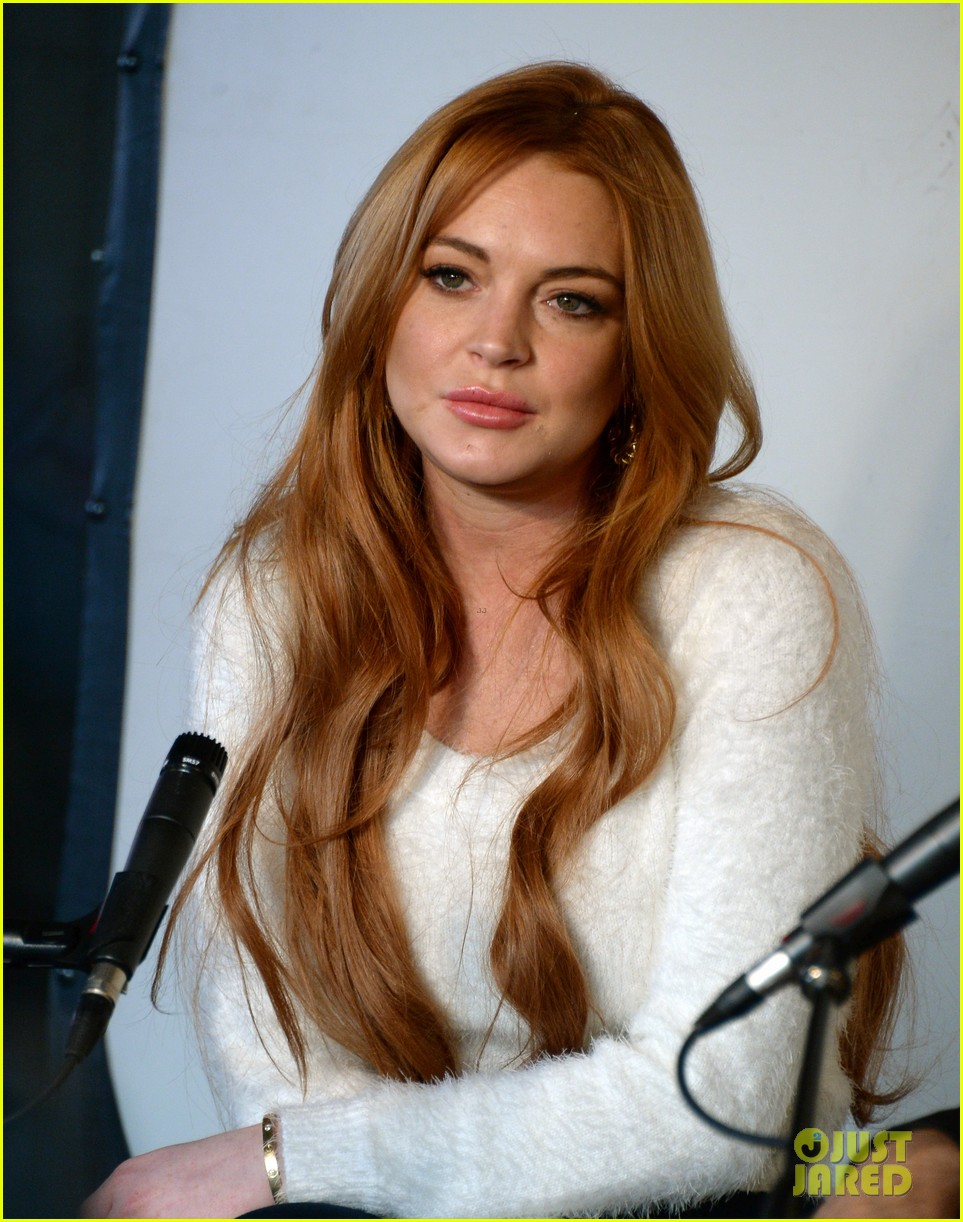 lindsay lohan announces new film inconceivable at sundance 093036597