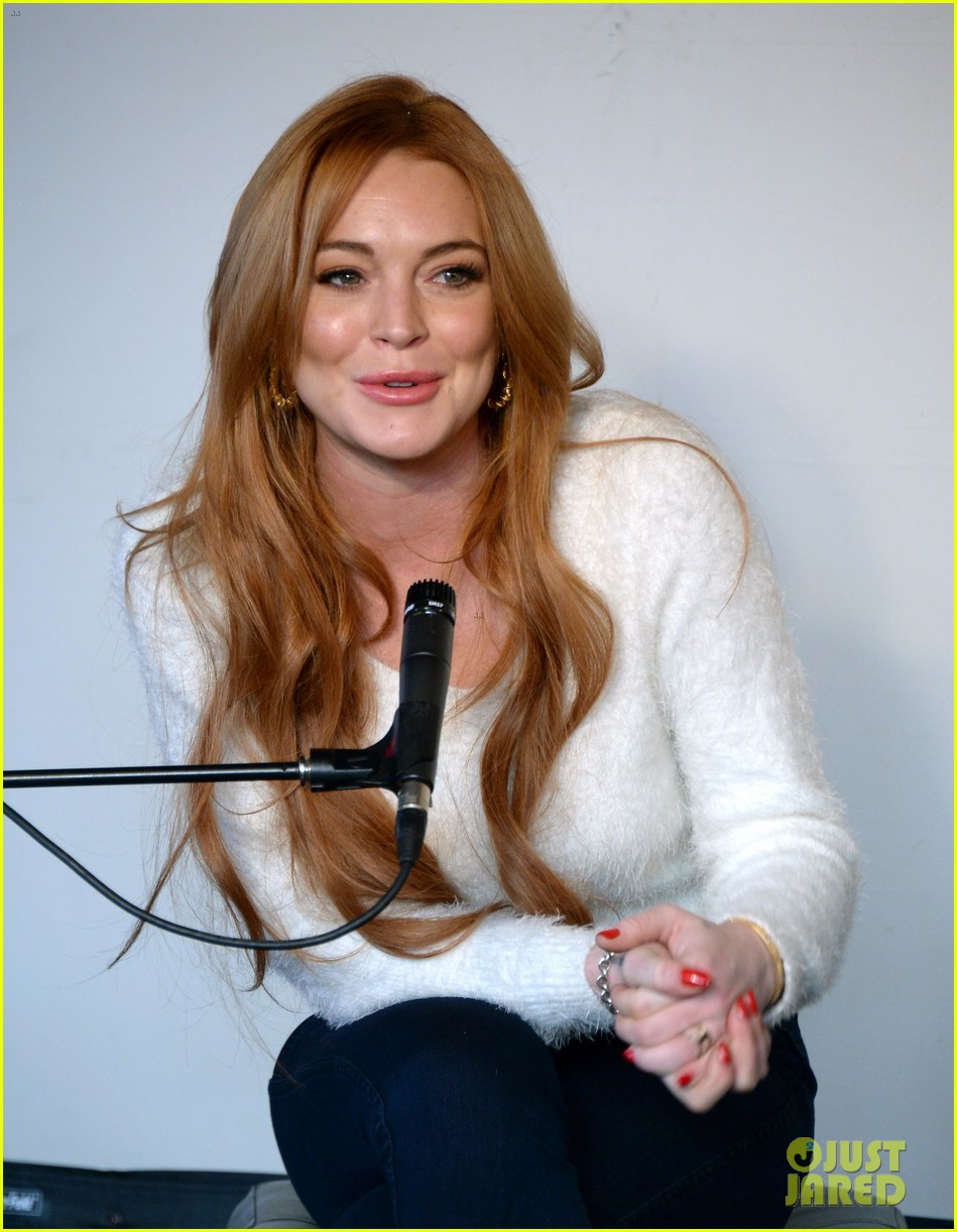 lindsay lohan announces new film inconceivable at sundance 173036605