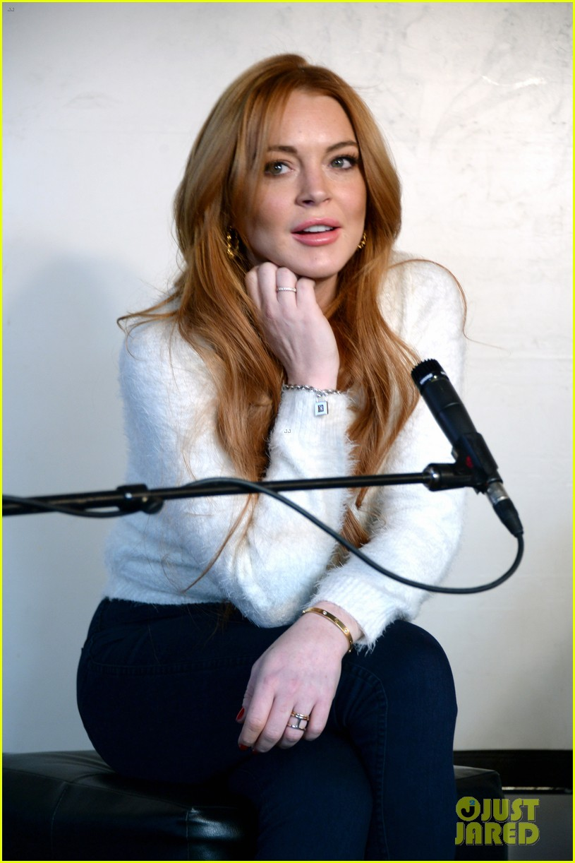 lindsay lohan announces new film inconceivable at sundance 213036609