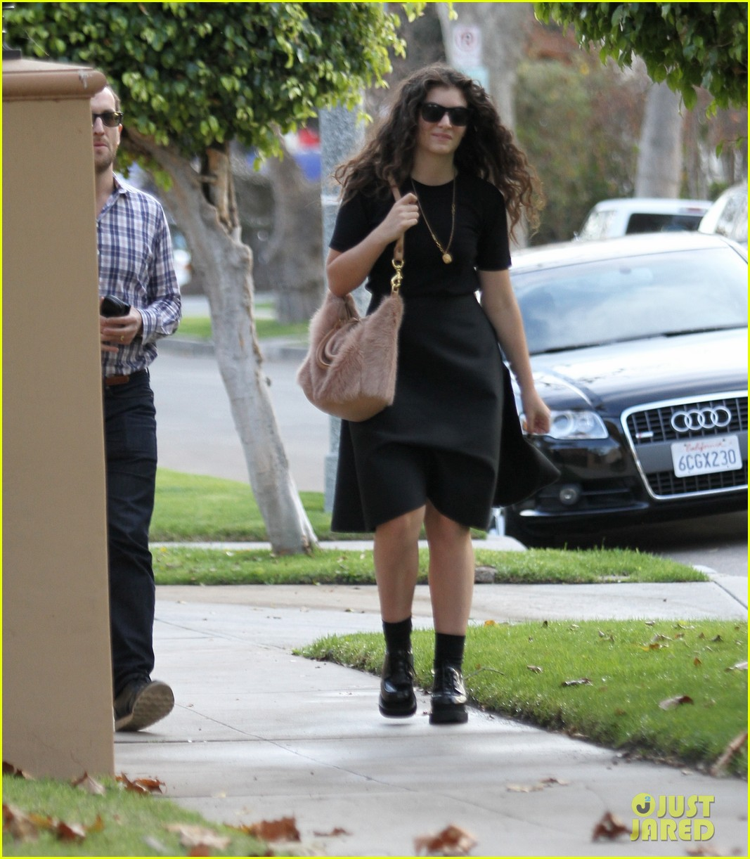 lorde leaves los angeles after big grammys night 033042797