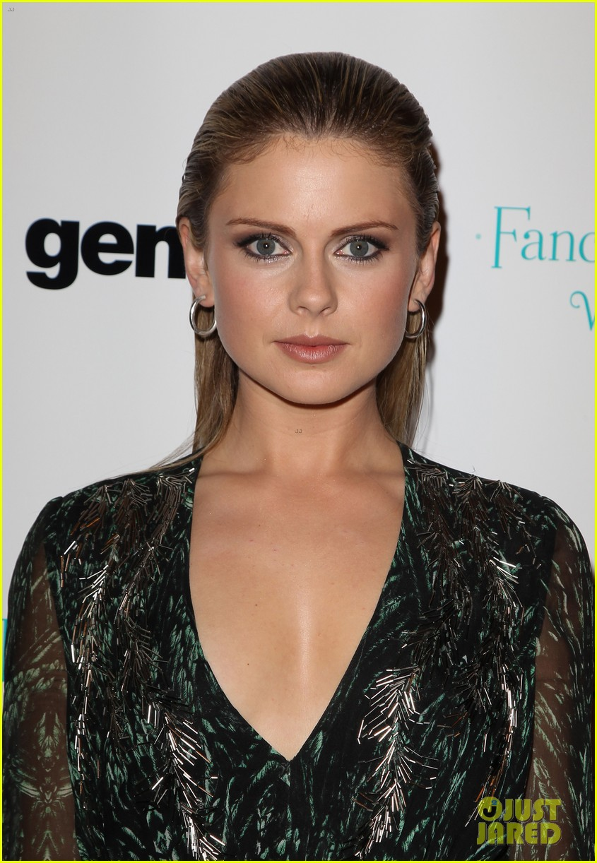 chris lowell rose mciver brightest star premiere 133043399