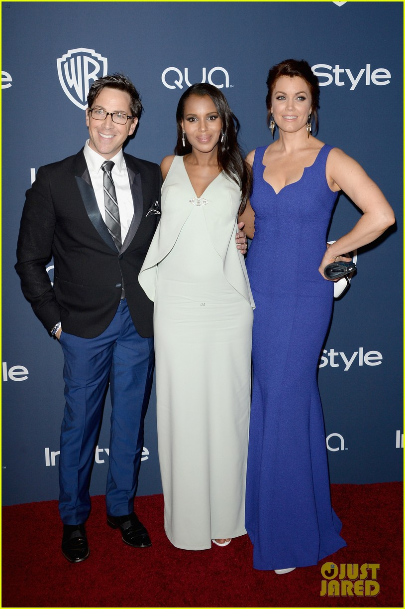 katie lowes bellamy young scandal at instyle golden globes party 2014 013030319