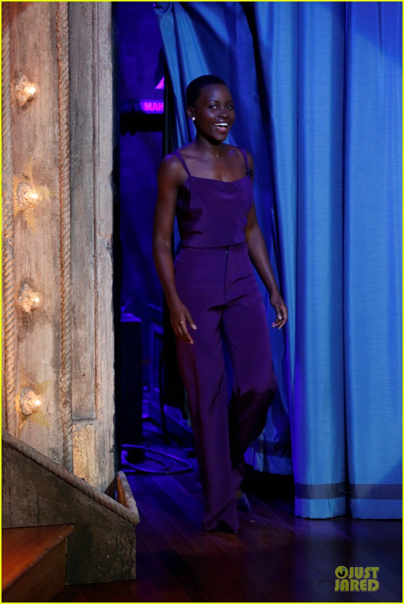 lupita nyongo talks oscars nomination on queen latifah show 013038057