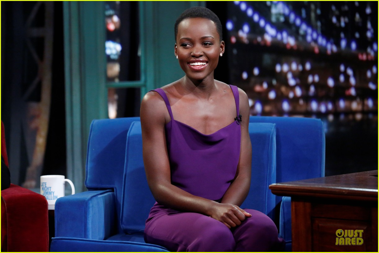 lupita nyongo talks oscars nomination on queen latifah show 023038058