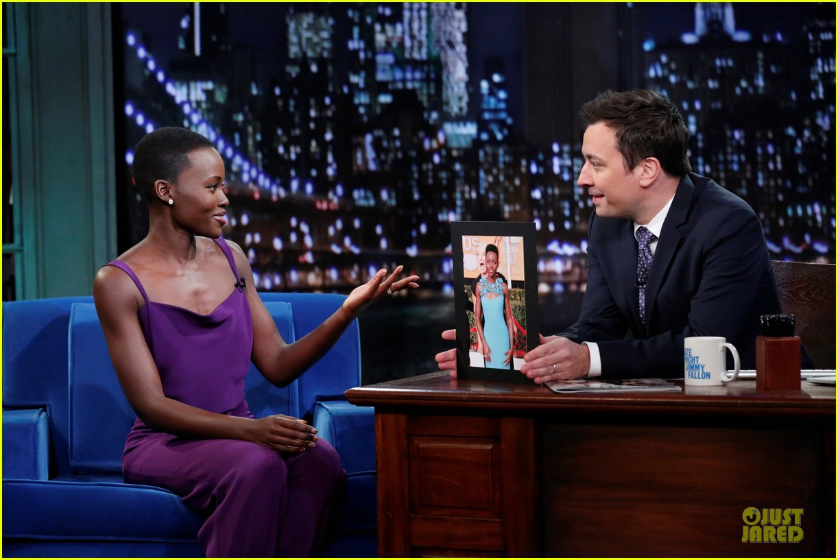 lupita nyongo talks oscars nomination on queen latifah show 06